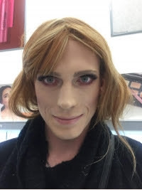 Gang Up On This Tranny And Take Control!